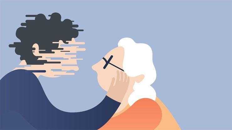هل اقتربنا من علاج مرض ألزهايمر اكتشاف العلماء طريقة جديدة تساعد في علاج الخرف ما الذي يسبب الإصابة بمرض الزهايمر لماذا يصاب الناس بالخرف