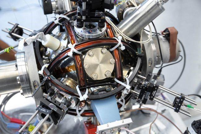 تجربة للكشف عن الطاقة المظلمة لا تظهر أي آثار حول القوة الخامسة الغامضة تجربة للبحث عن الطاقة المظلمة توسع الكون ومقاومة قوى الجاذبية