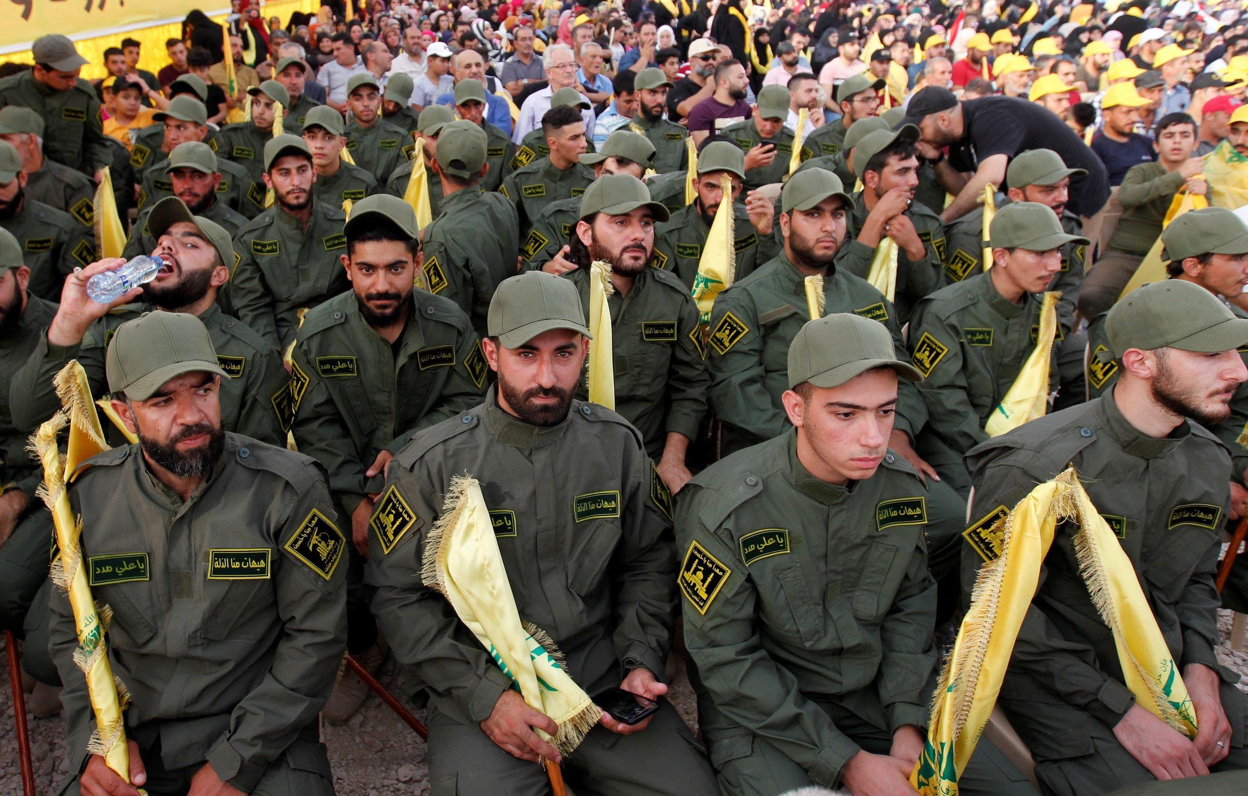 حزب الله (رويترز)