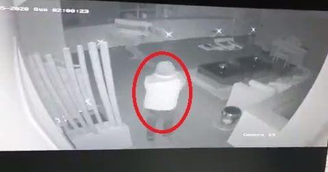 اللص داخل منزل نانسي عجرم