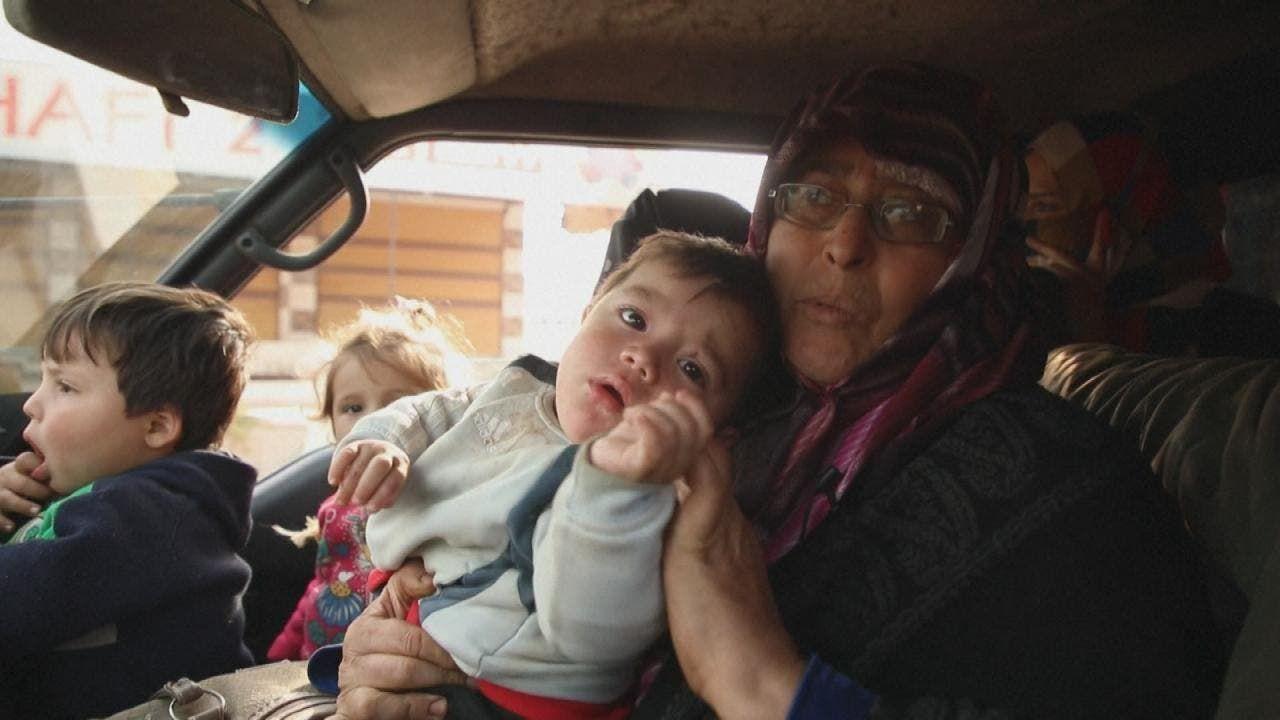 النزوح الجماعي من ريفي حلب وإدلب مستمر
