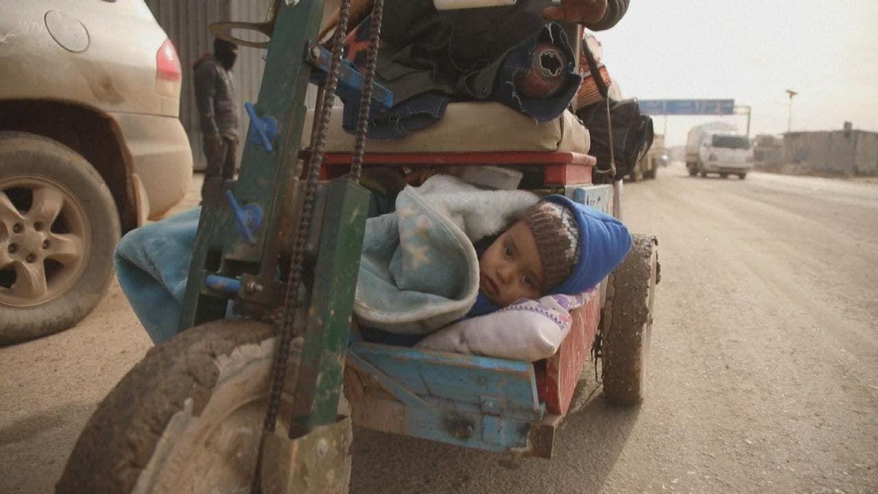 الأمم المتحدة: 700 ألف شخص شردوا من إدلب والمناطق المجاورة