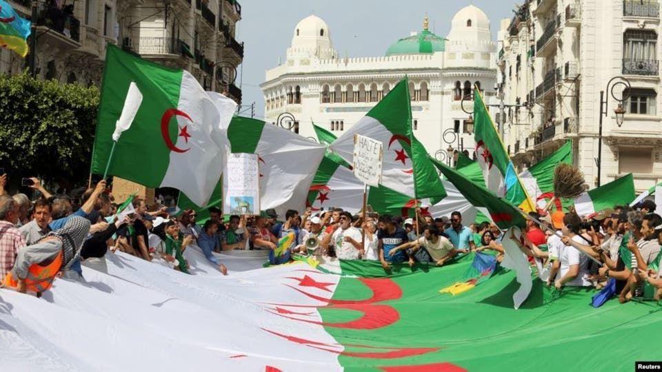من حراك الجزائر