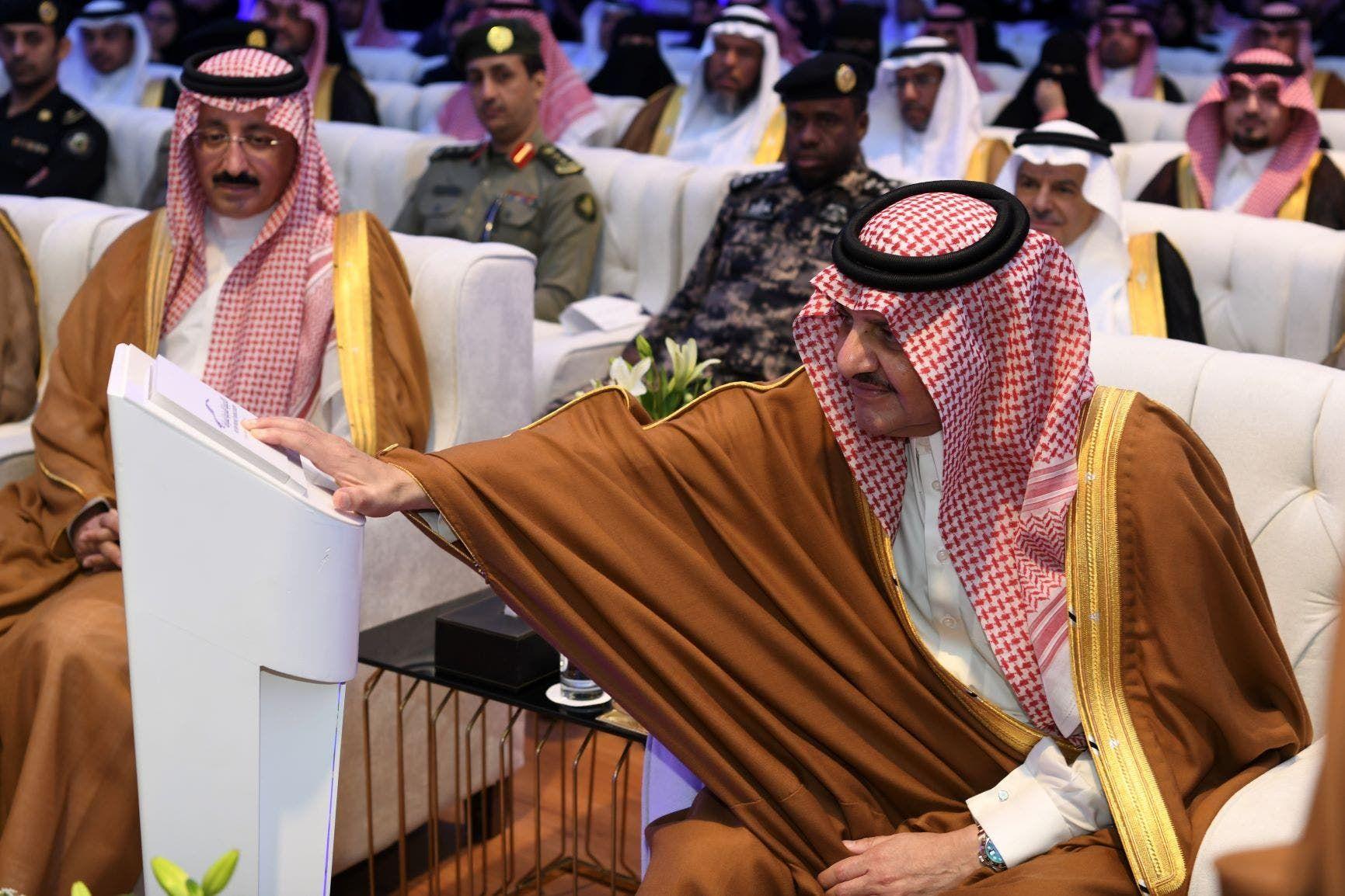 أمير المنطقة يدشن أكاديمية الشرقية للسياقة
