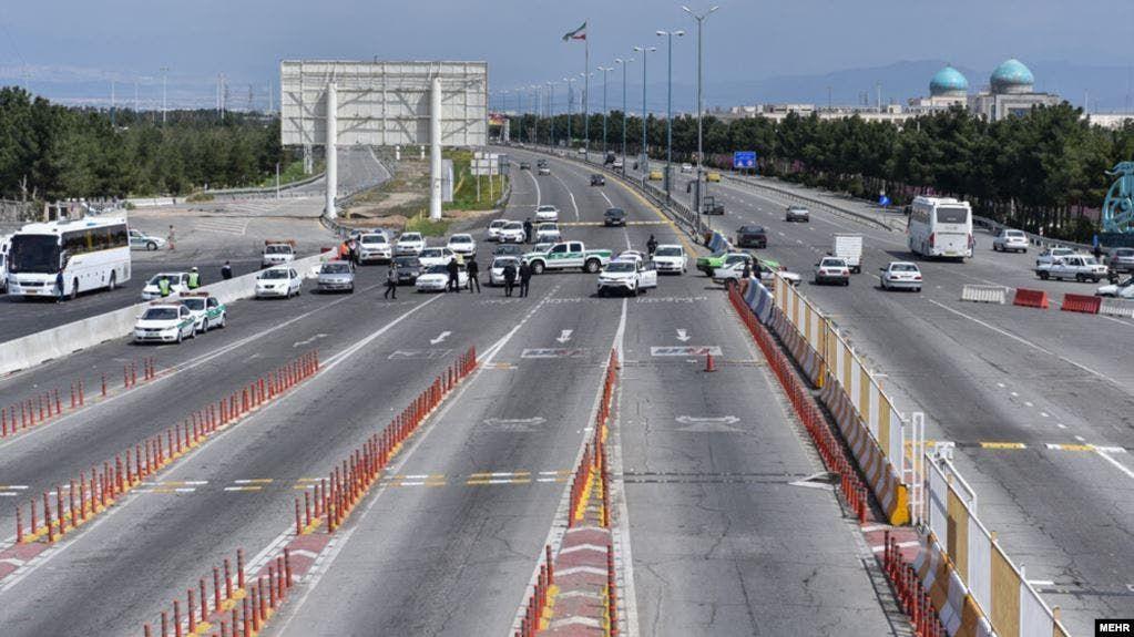 طريق سريع في طهران