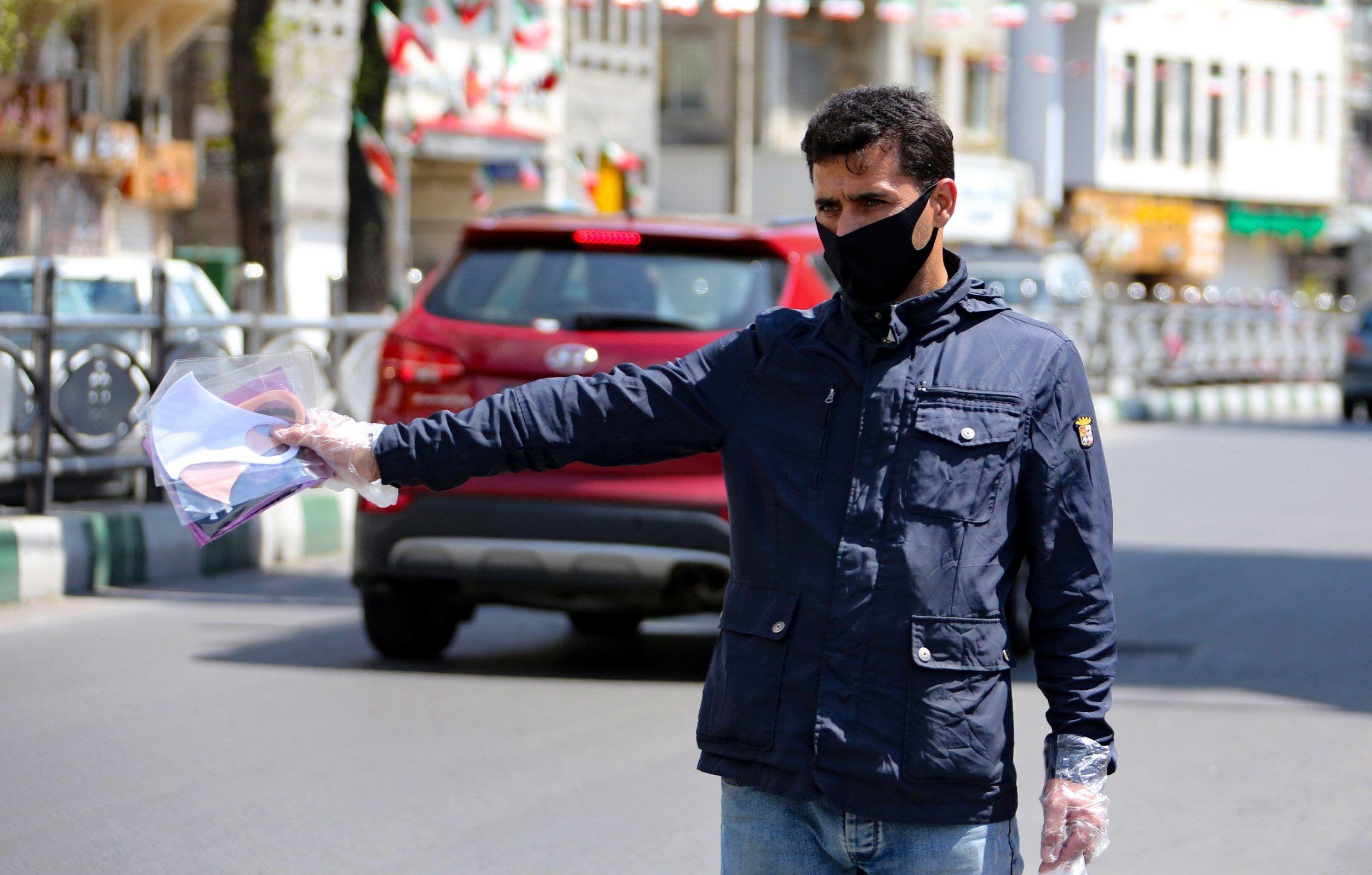 من إيران (فرانس برس)