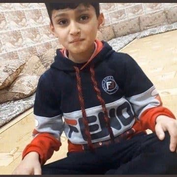 الطفل العراقي شاهين