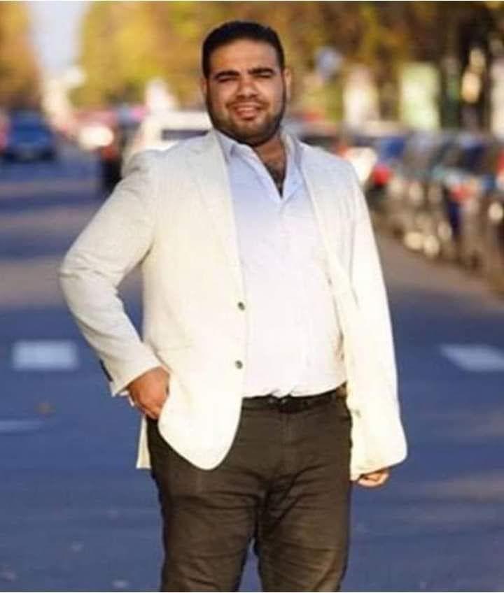 الإخواني الهارب معتز محمد ربيع