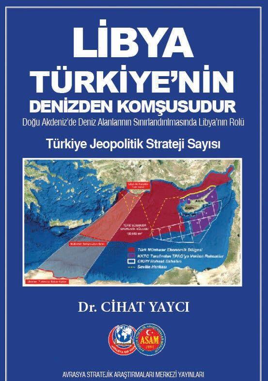 كتاب يايجي ليبيا جارة تركيا
