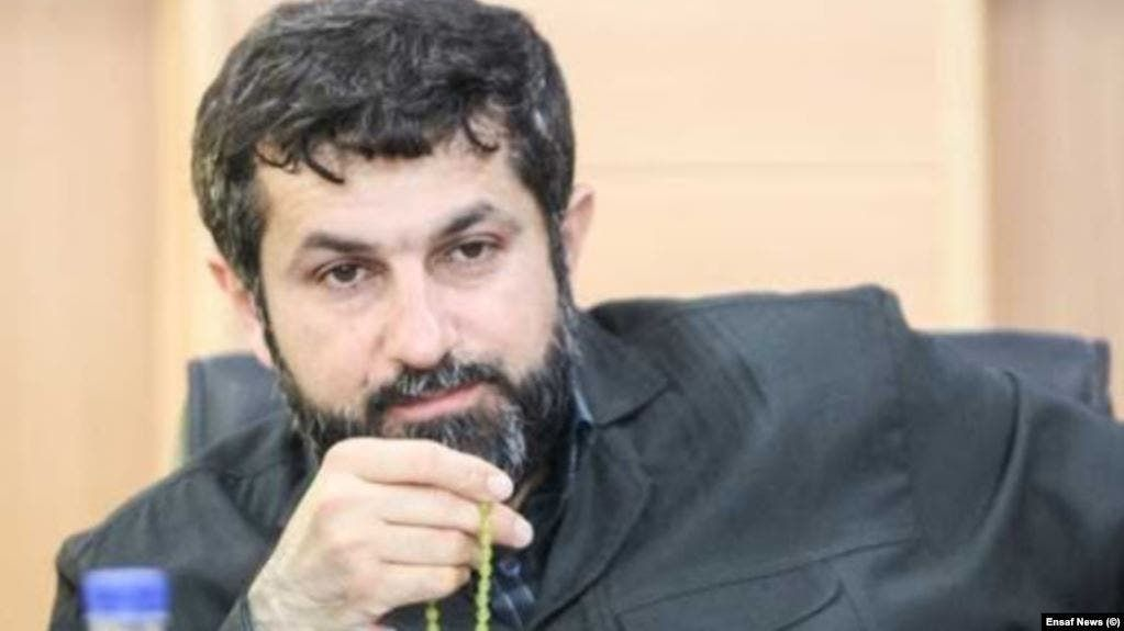 غلام رضا شريعتي محافظ الأهواز