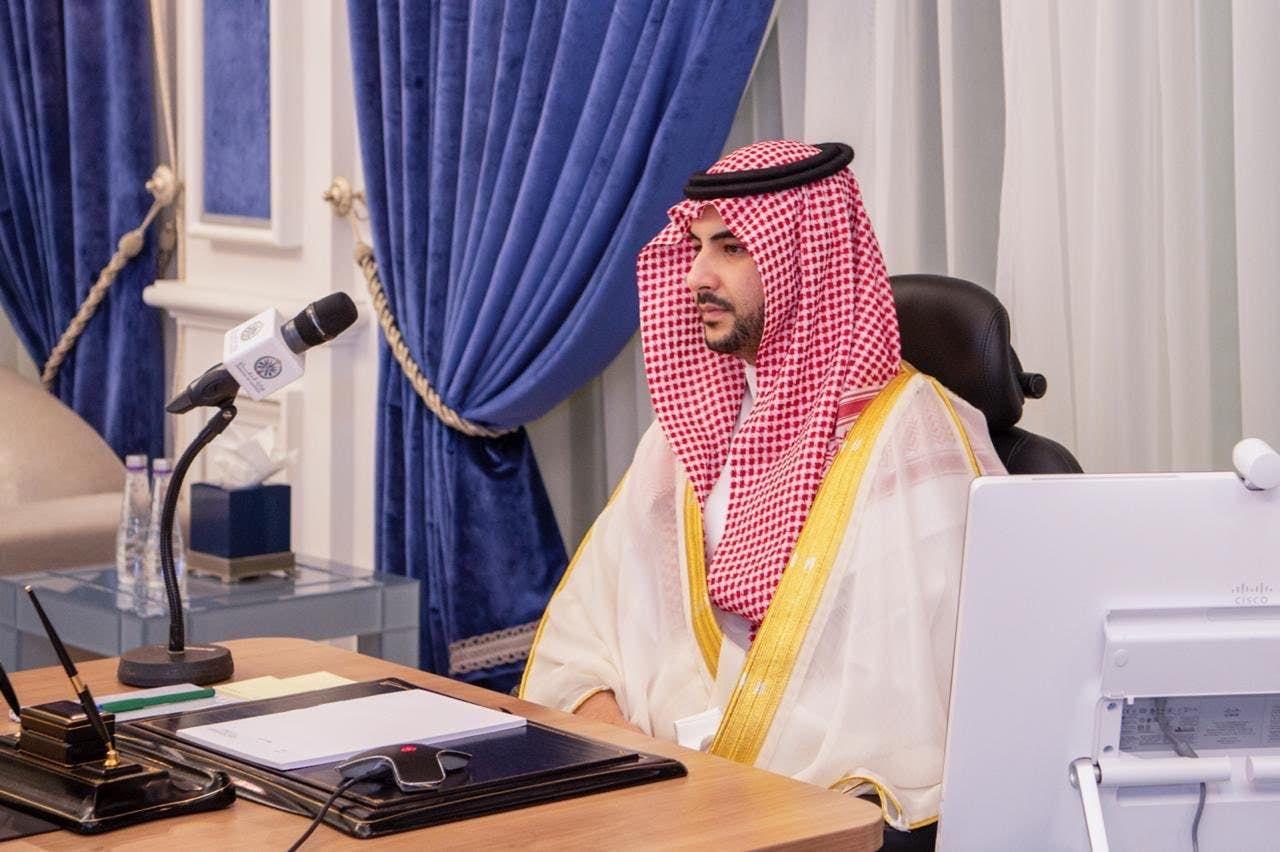 الأمير خالد بن سلمان (من واس)
