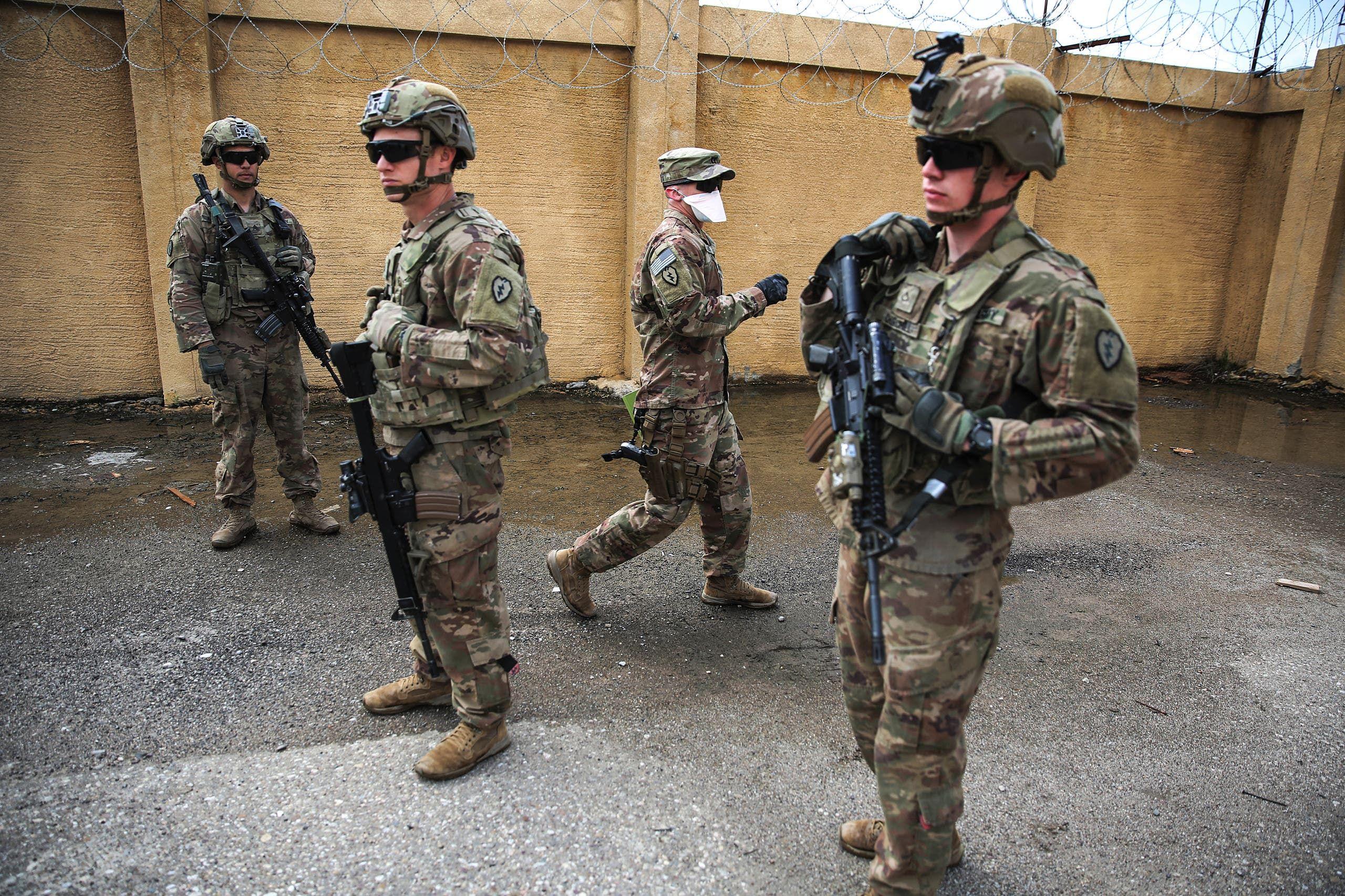 قوات التحالف الدولي