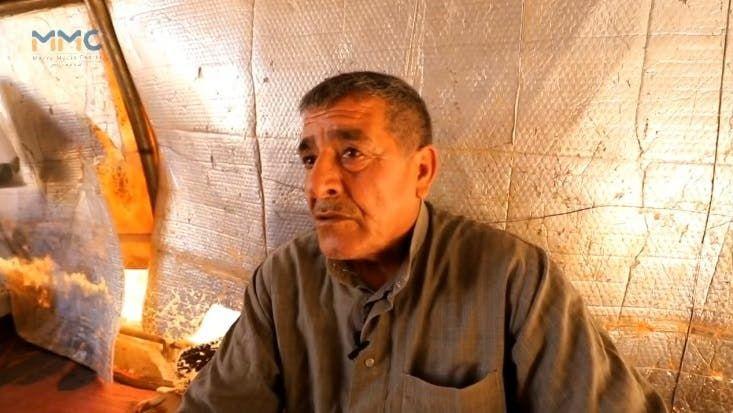 إسماعيل محمد الخاني تعرّف إلى جثة ابنه بعلامتين فارقتين على خده