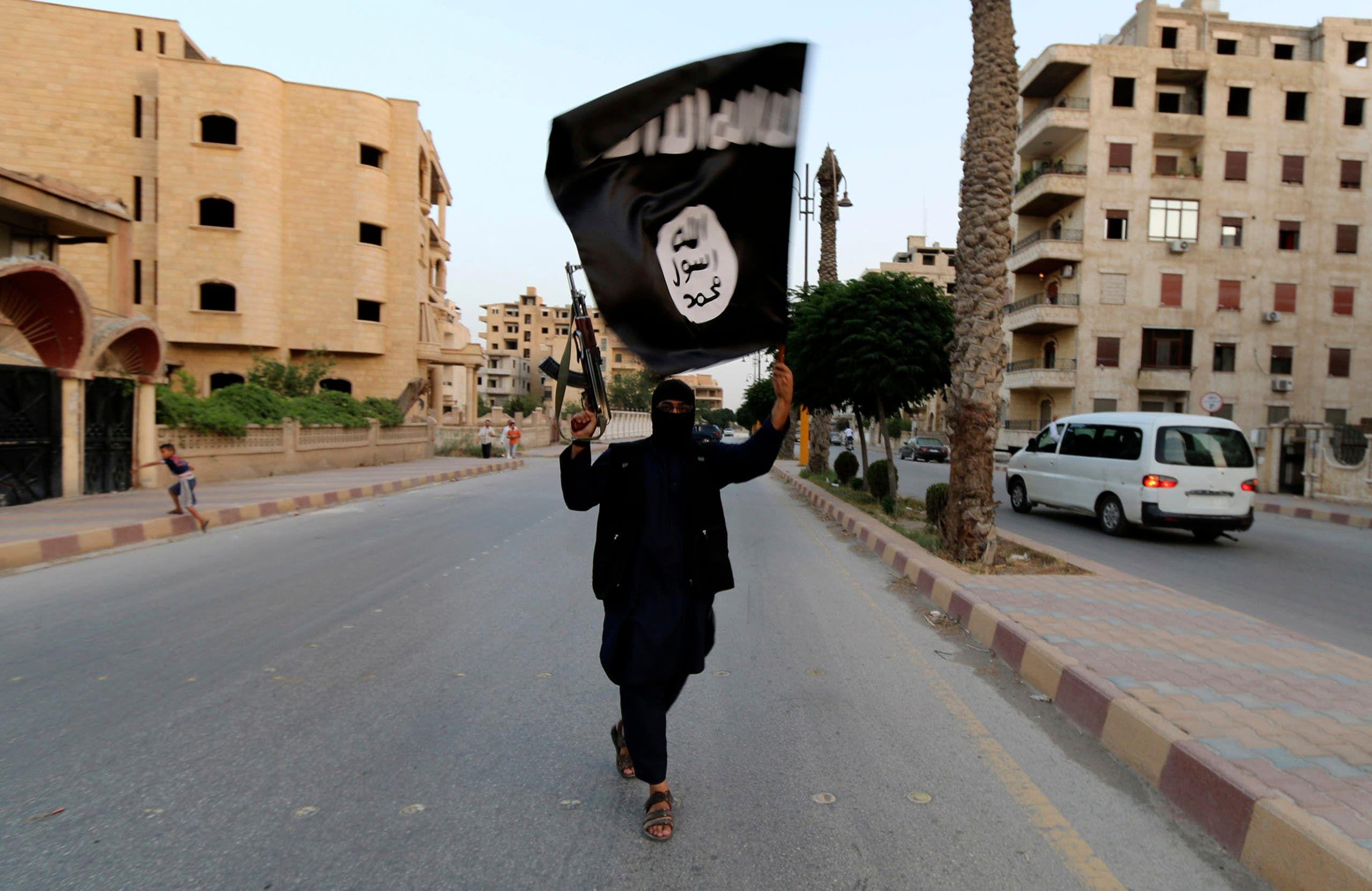 داعش في سوريا (أرشيفية)