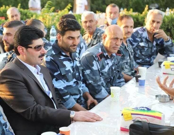 استعدادات حسام قاطرجي للتجديد لنفسه ببرلمان الأسد