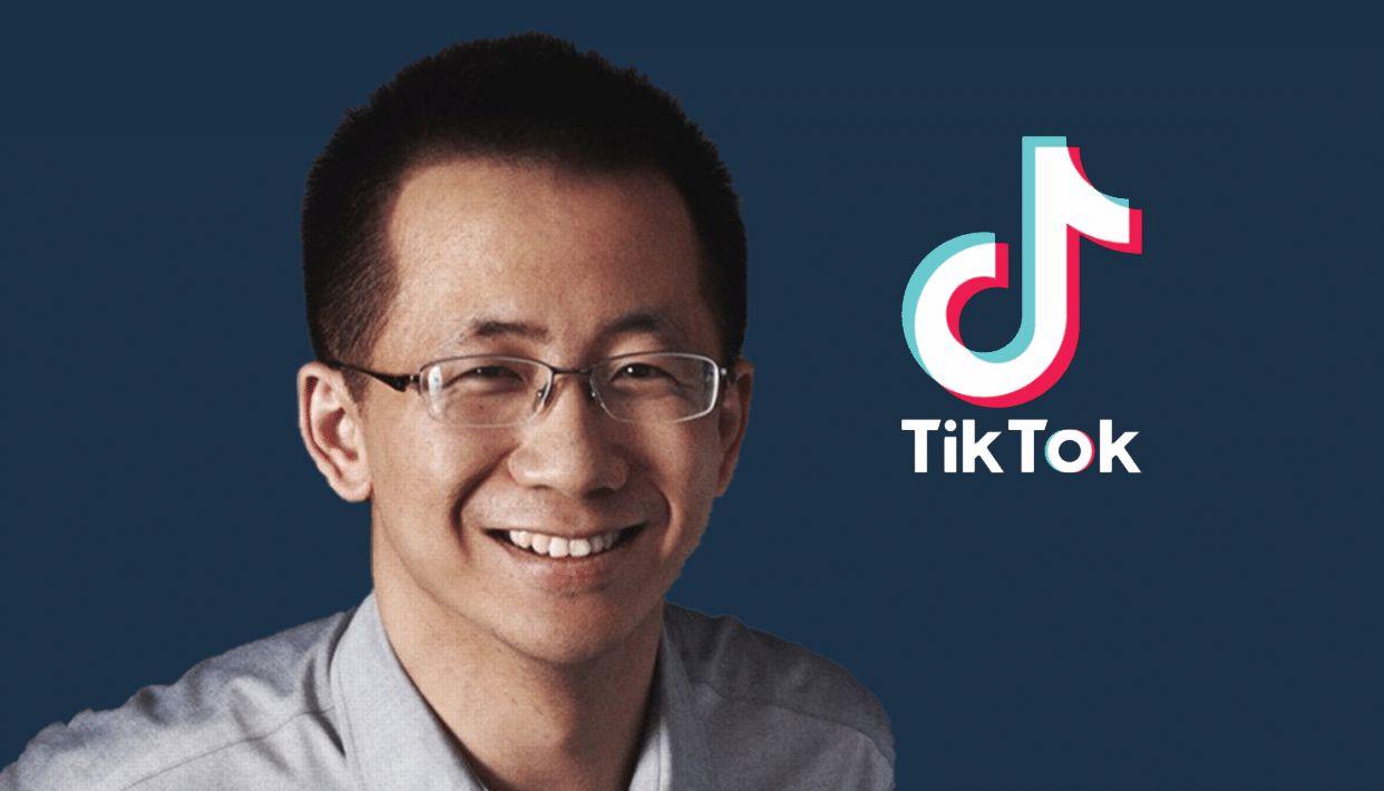 مؤسس تيك توك
