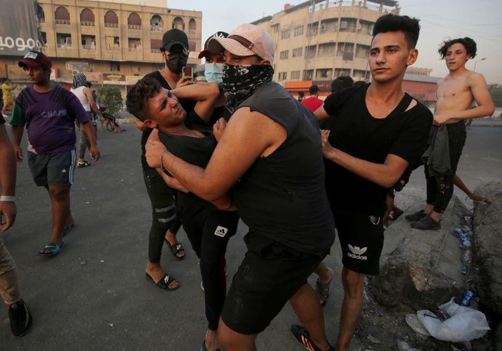 من بغداد (27 يوليو- فرانس برس)