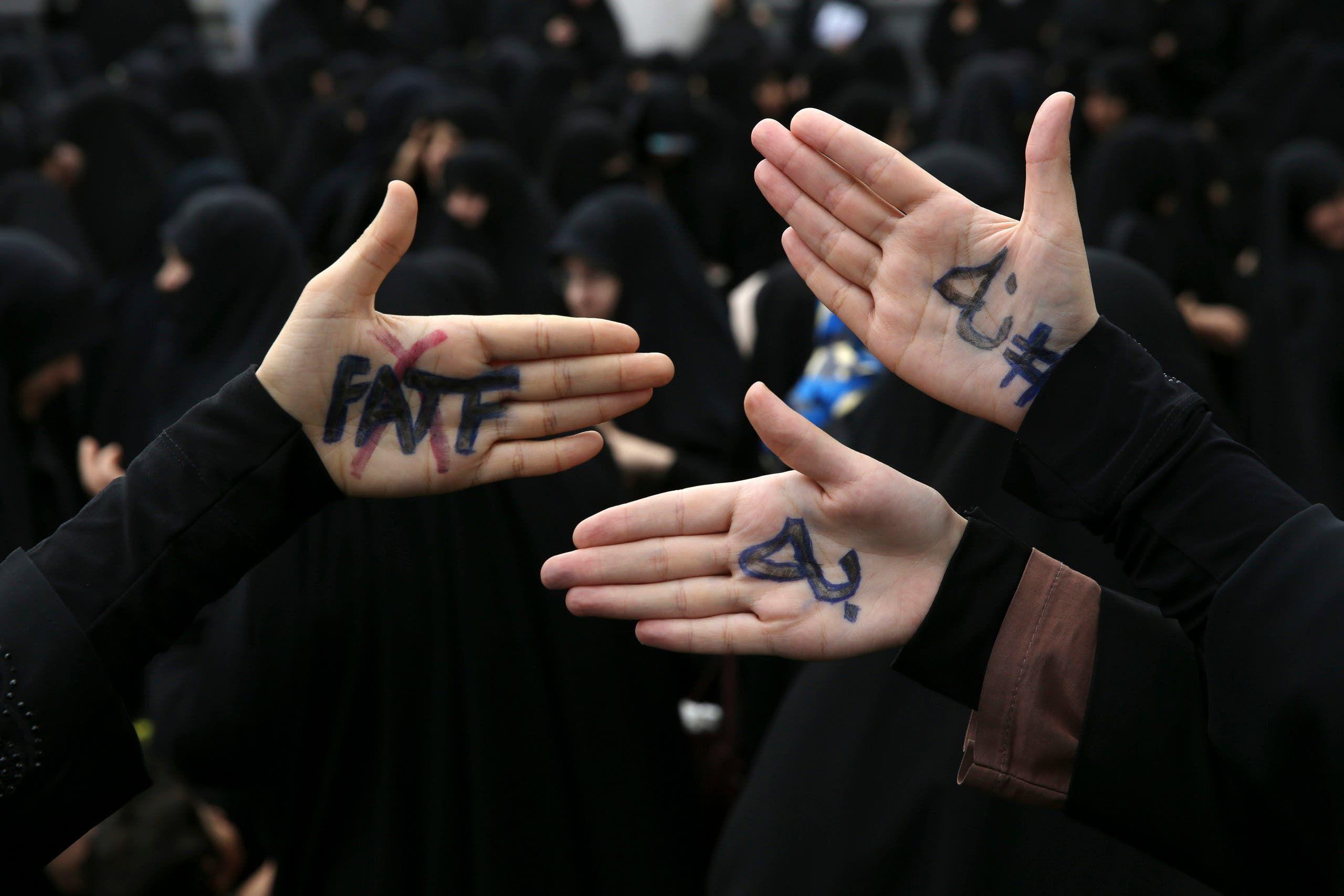 متشددون إيرانيون يعترضون على المصادقة على اتفاقيات FATF