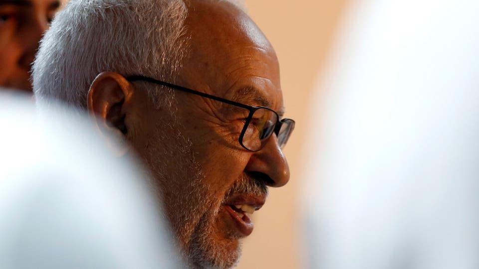 رئيس البرلمان ورئيس حركة النهضة راشد الغنوشي