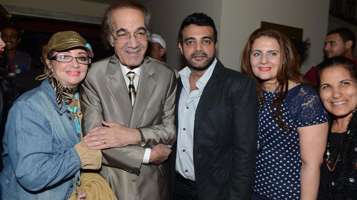 عائلة محمود ياسين