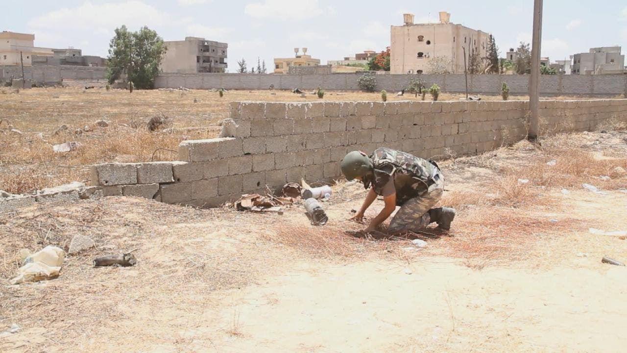 خبراء أتراك في ليبيا