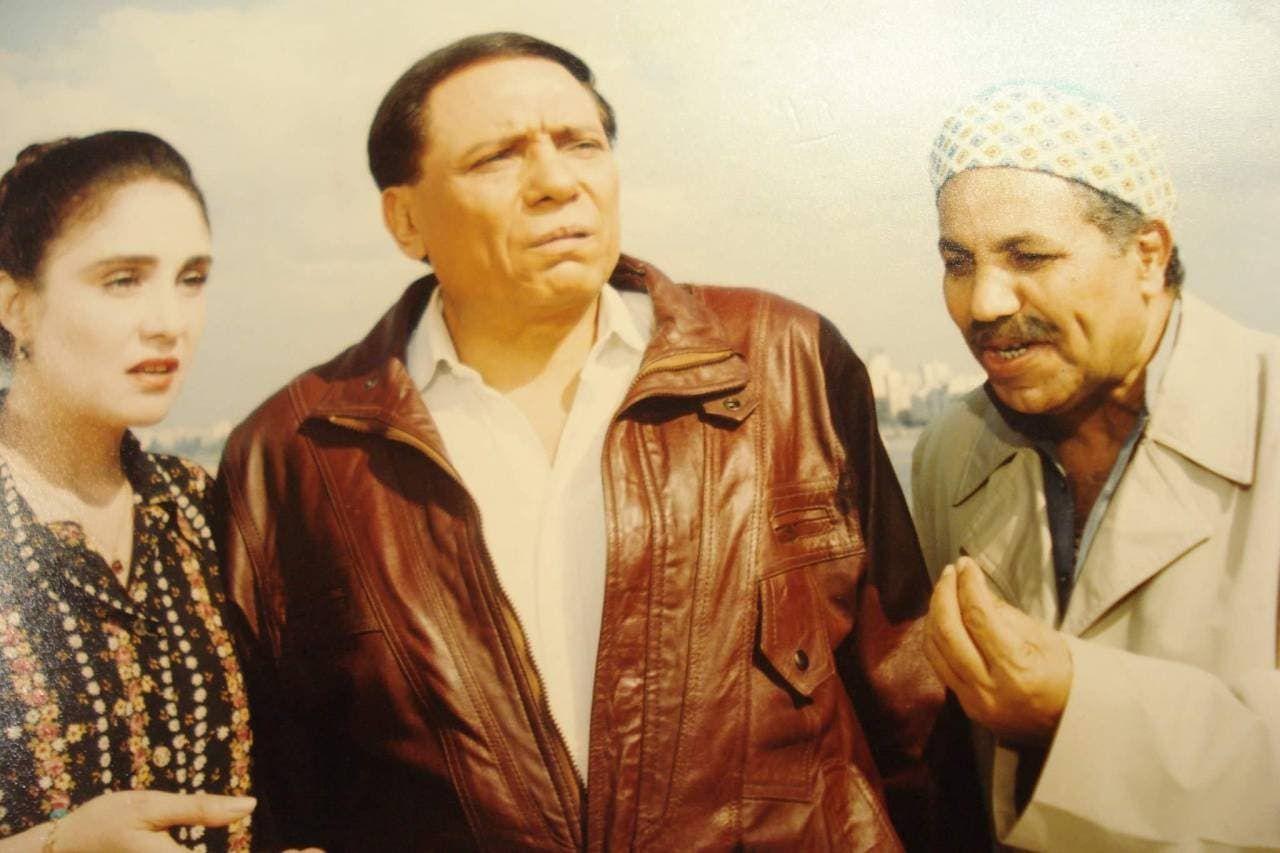 من مشهد من فيلم بخيت وعديلة