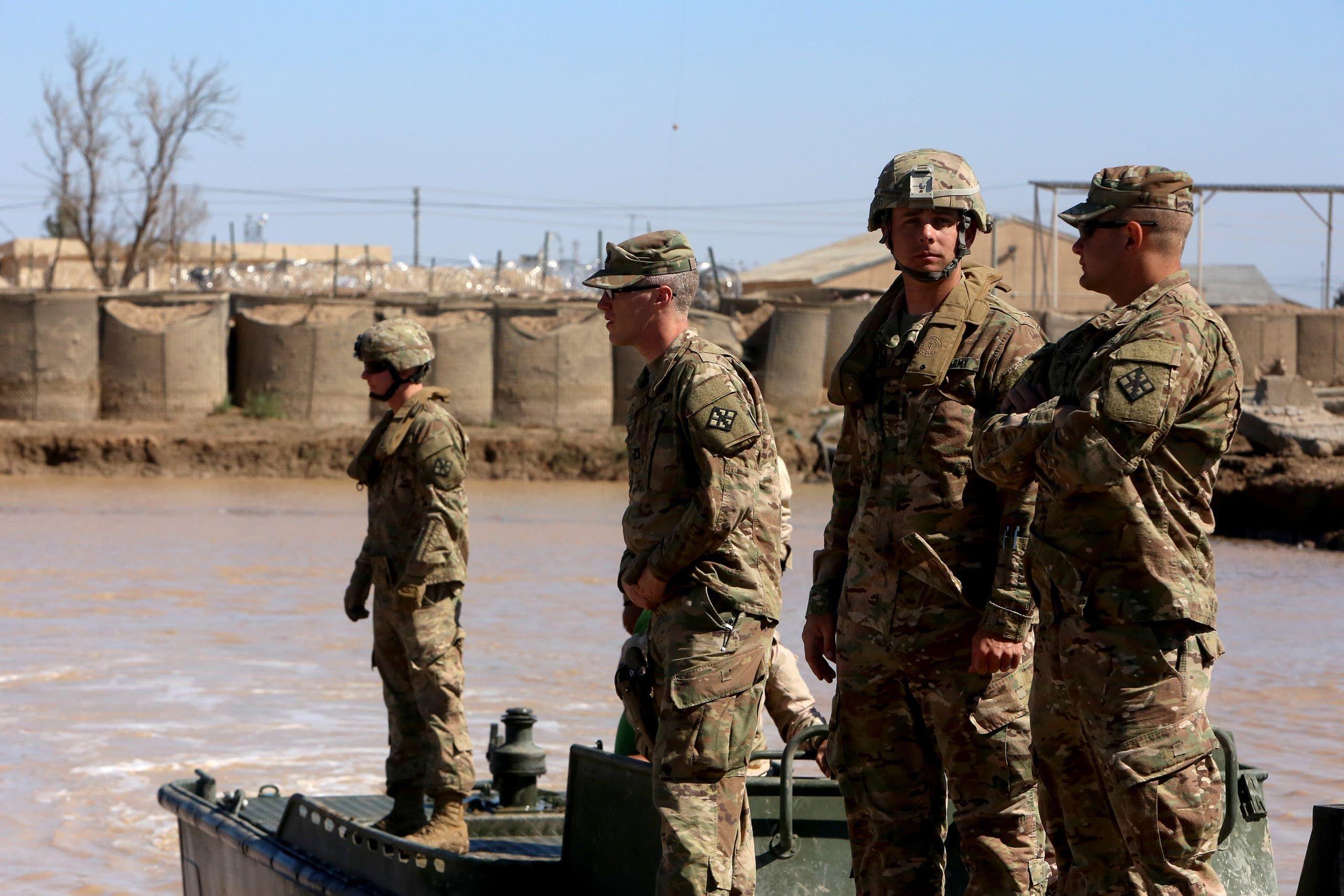 جنود أميركيين في العراق (أرشيفية)