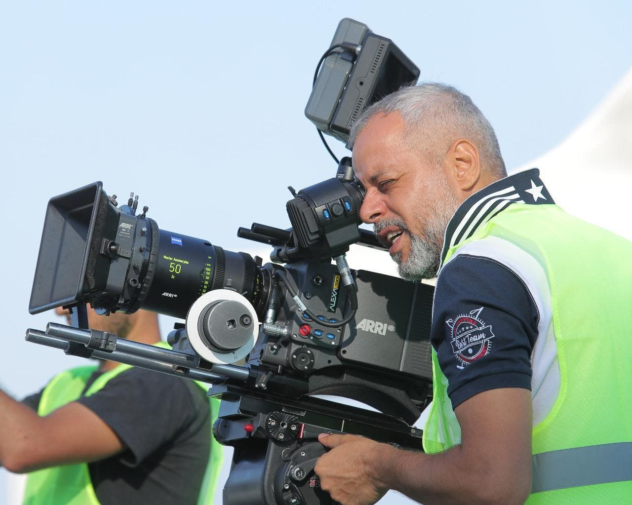 المخرج اللبناني فادي حداد
