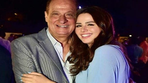 هنادي مع والدها الموسيقار هاني مهنى