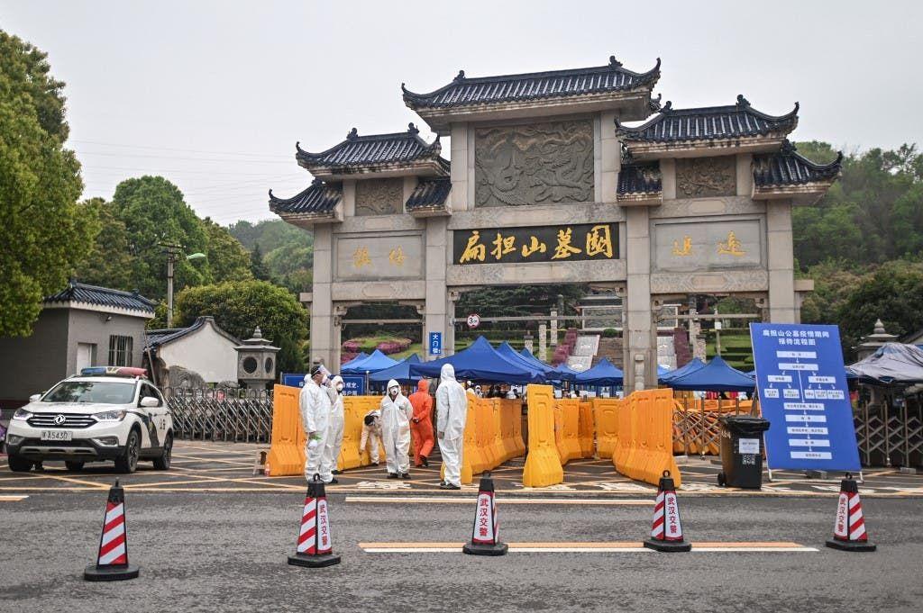 ووهان بمقاطعة هوبي وسط الصين