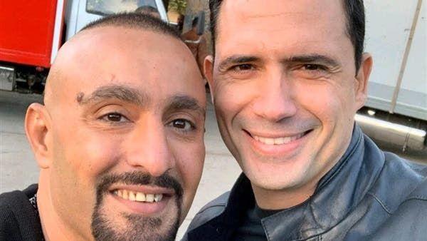 مع أحمد السقا من كواليس