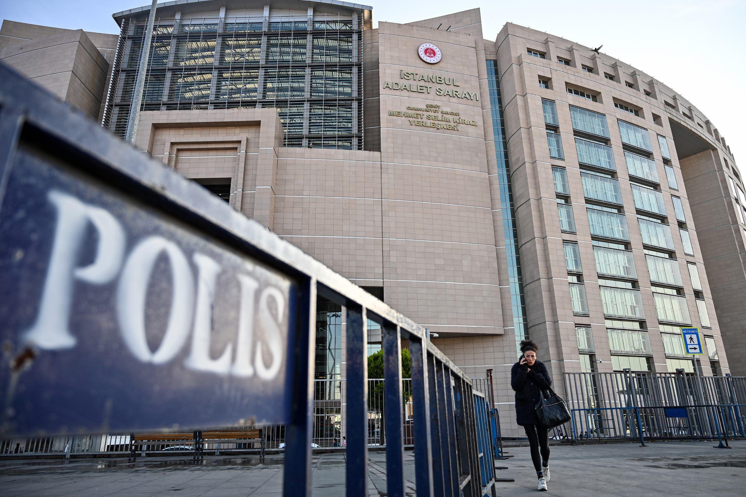محكمة في اسطنبول (أرشيفية- فرانس برس)