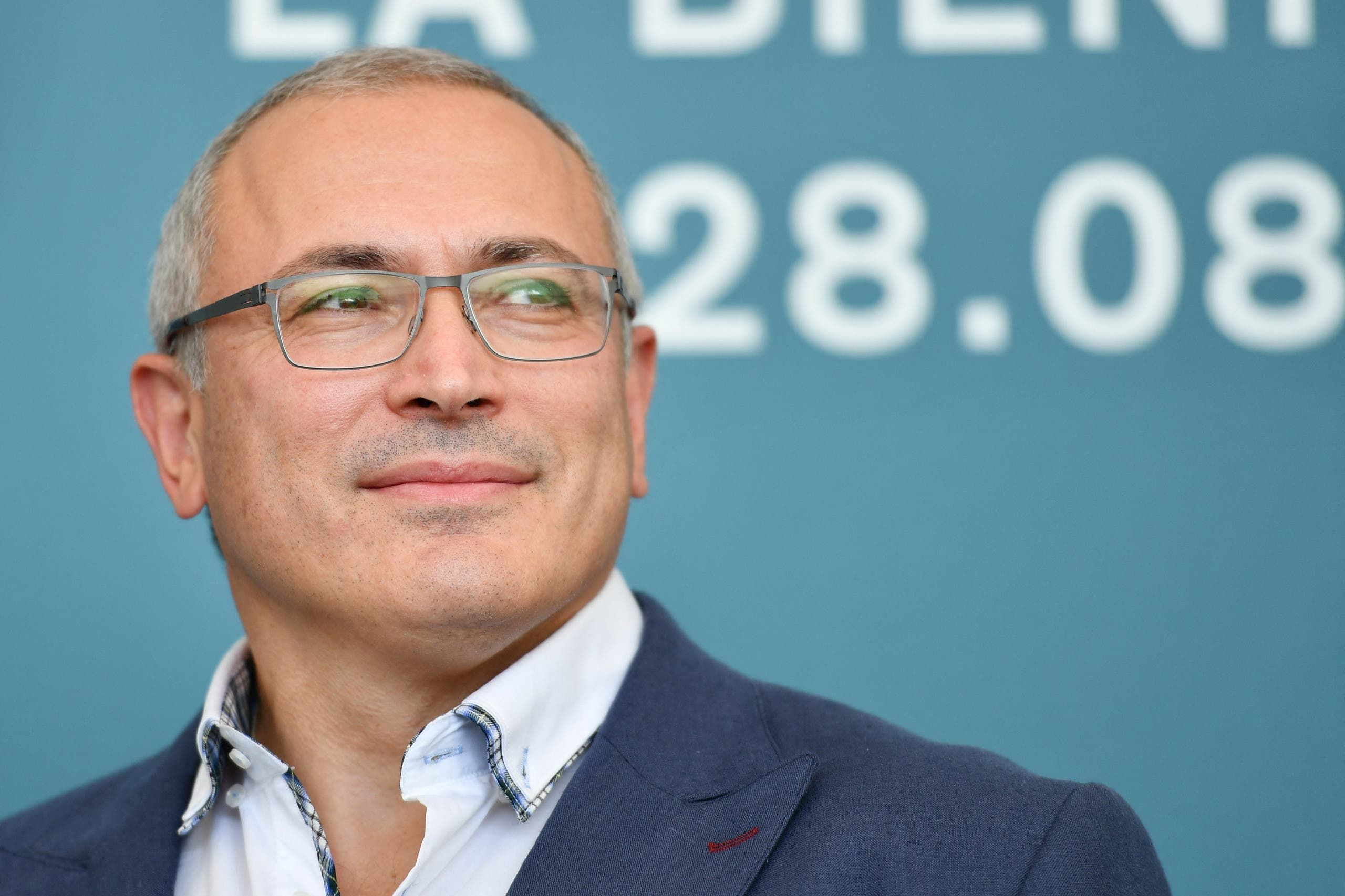 رجل الأعمال ميخائيل خودوركوفسكي