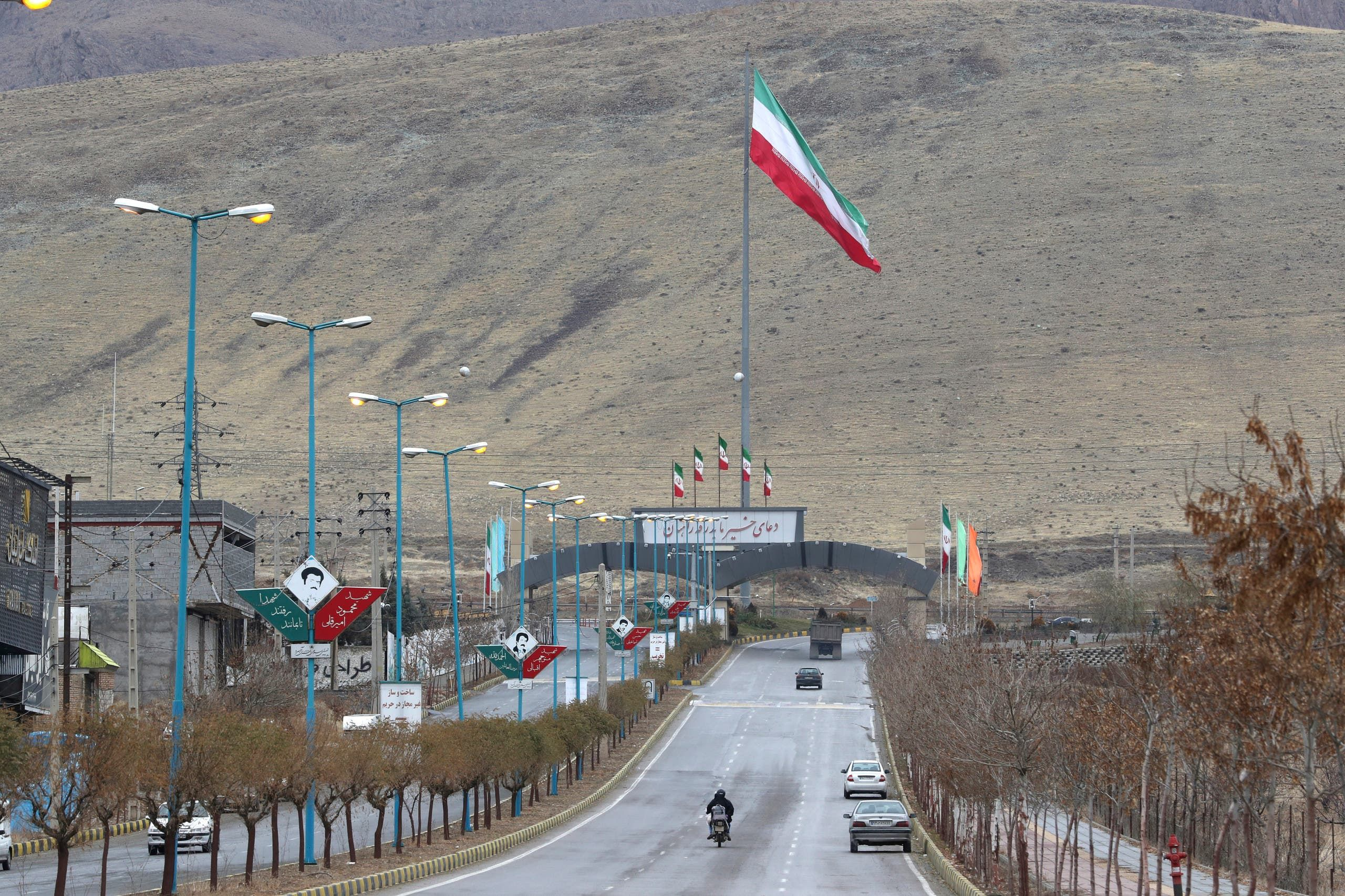 من إيران (أسوشييتد برس)