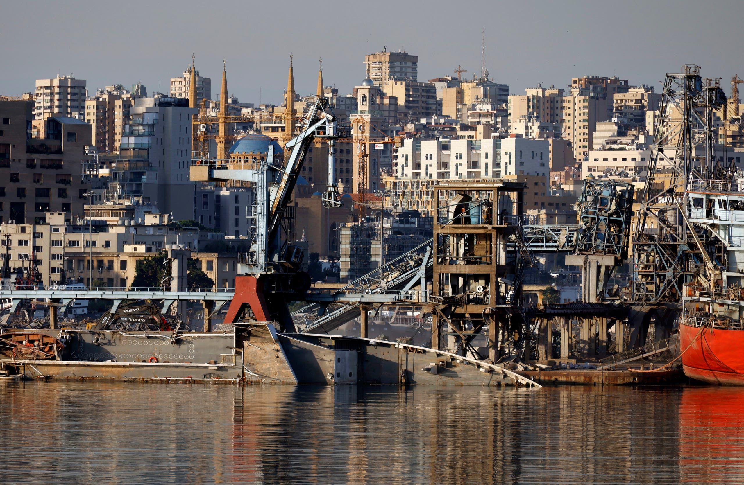 من مرفأ بيروت - أرشيفية