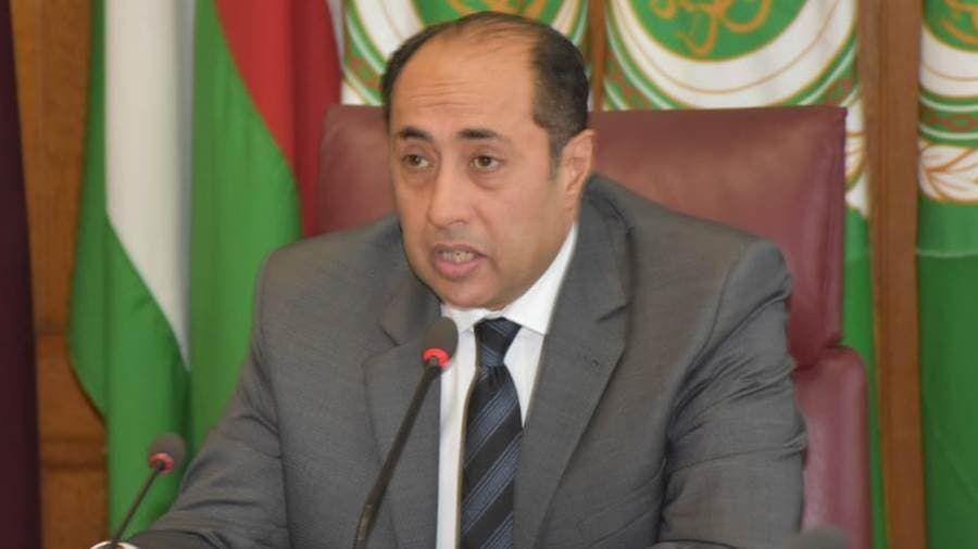 السفير حسام زكي مساعد أمين عام الجامعة العربية