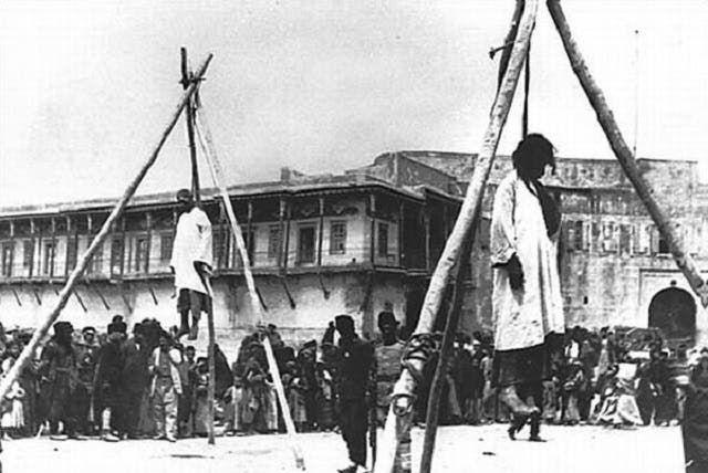 من مذابح الأرمن