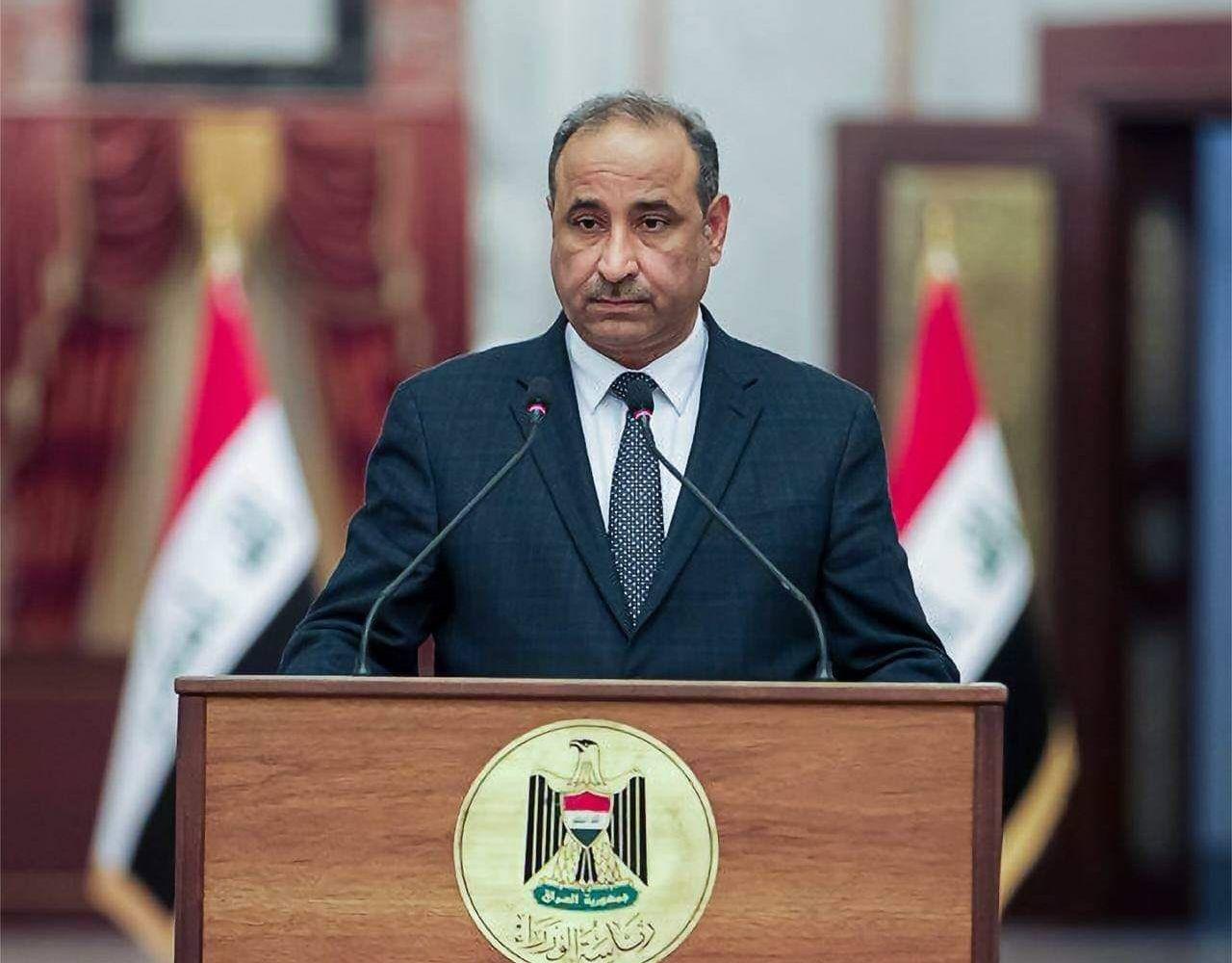 وزير الثقافة العراقي حسن ناظم