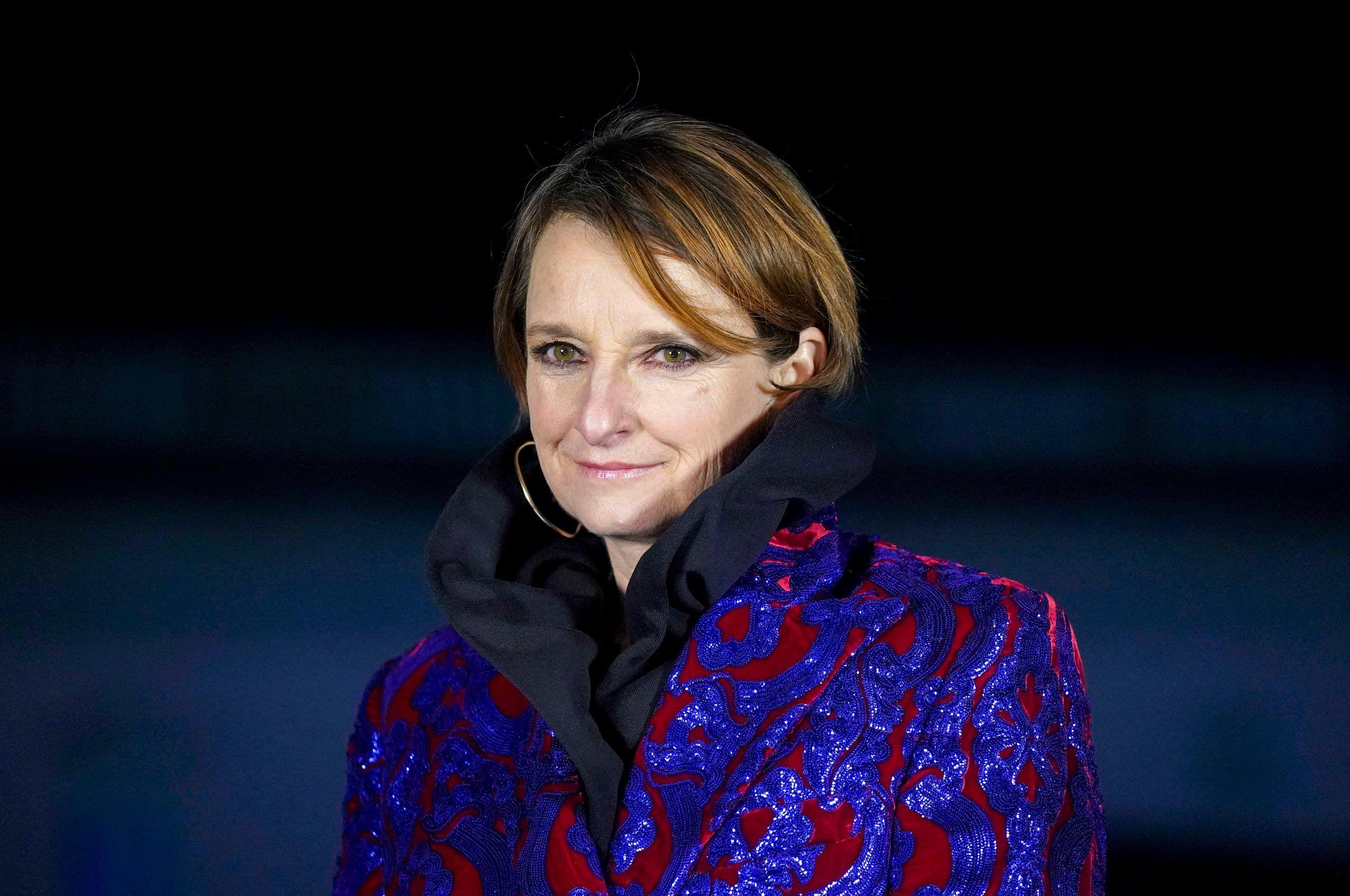 حضرت بينا دايجلر عرض حفل توزيع جوائز الأوسكار (فرانس برس)