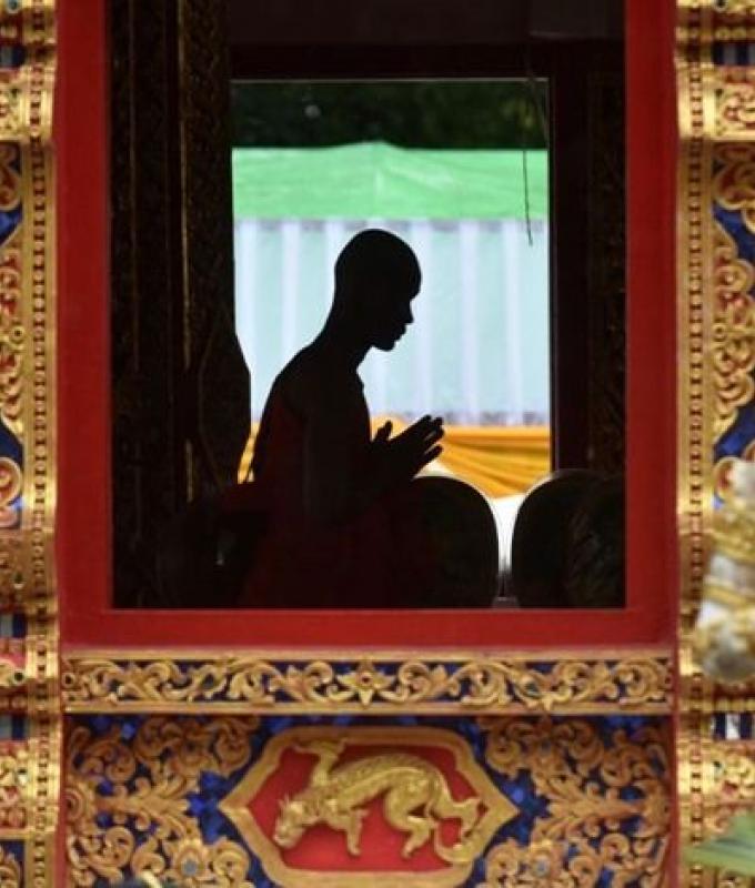 كاتبة سعودية تروي تجربتها التطوعية في معبذ بوذي