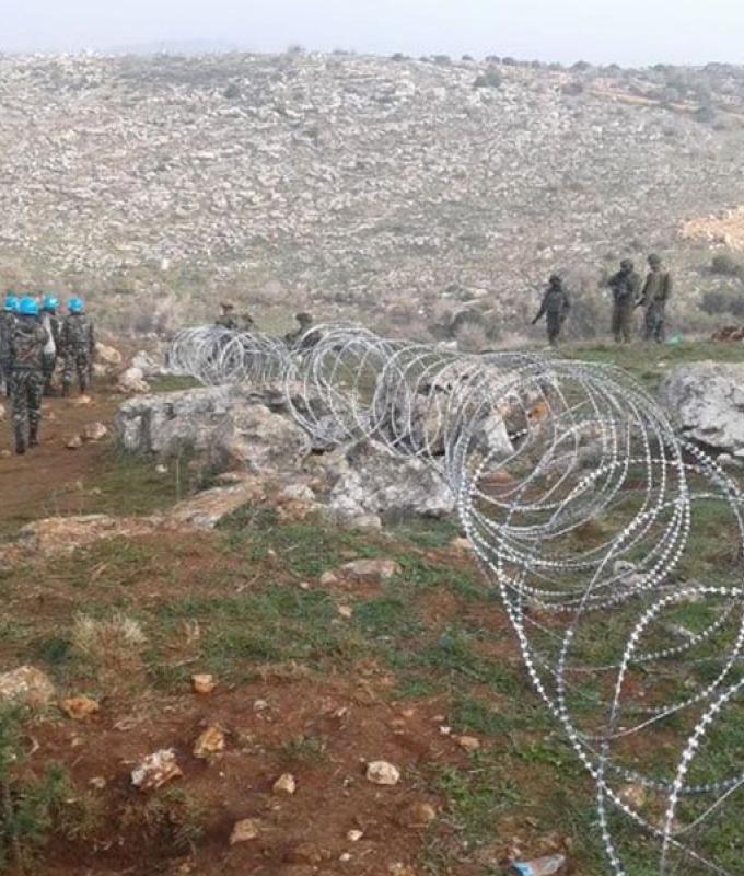 لبنان يرفض طلبات إسرائيلية نقلها الأميركيون بشأن الحدود