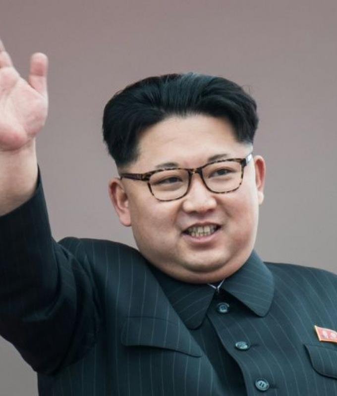 كيم جونغ أون غادر بيونغ يانغ لعقد القمة مع ترمب