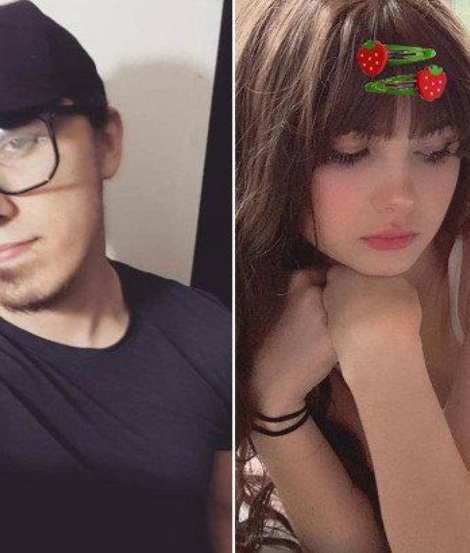 نجمة إنستغرام ضحية حبيبها.. والصور تملأ الإنترنت (بالصور)