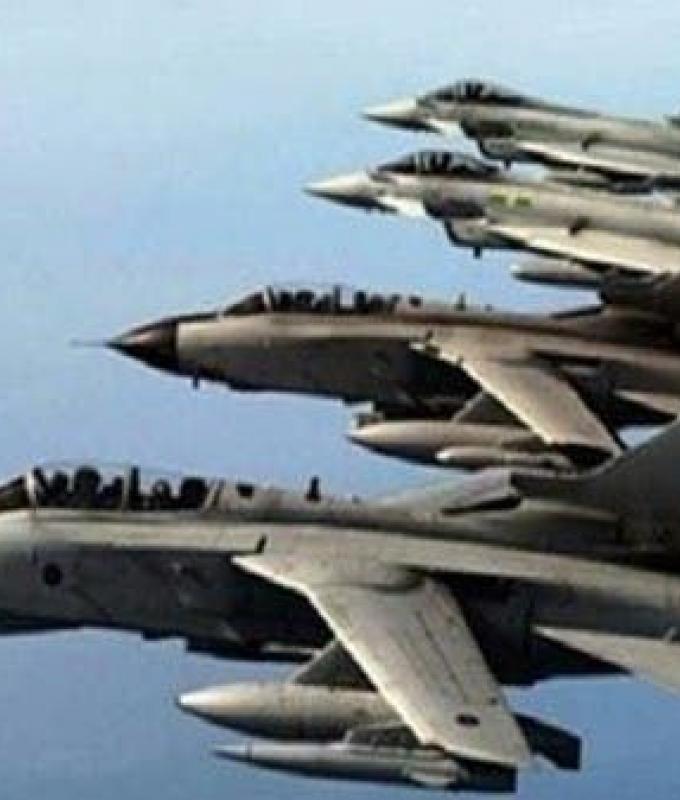 اليمن   التحالف: بدء عملية نوعية تستهدف مواقع عسكرية مشروعة بصنعاء