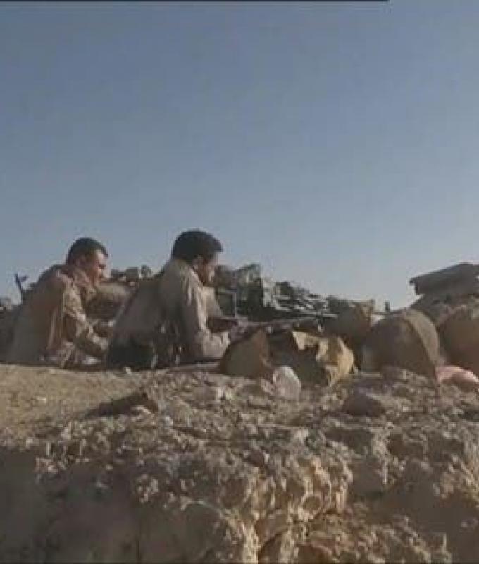 اليمن | الجيش اليمني يحرر جبلين قريبين من معقل الحوثي بصعدة