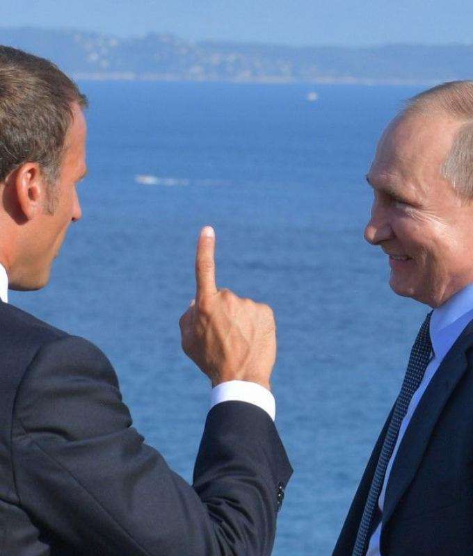 لقاء ماكرون - بوتين... رغبة في التقارب رغم الخلافات