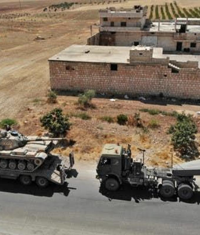 سوريا | موقع تركي بحماة محاصر من الأسد.. وأنقرة: نقاطنا ستظل قائمة