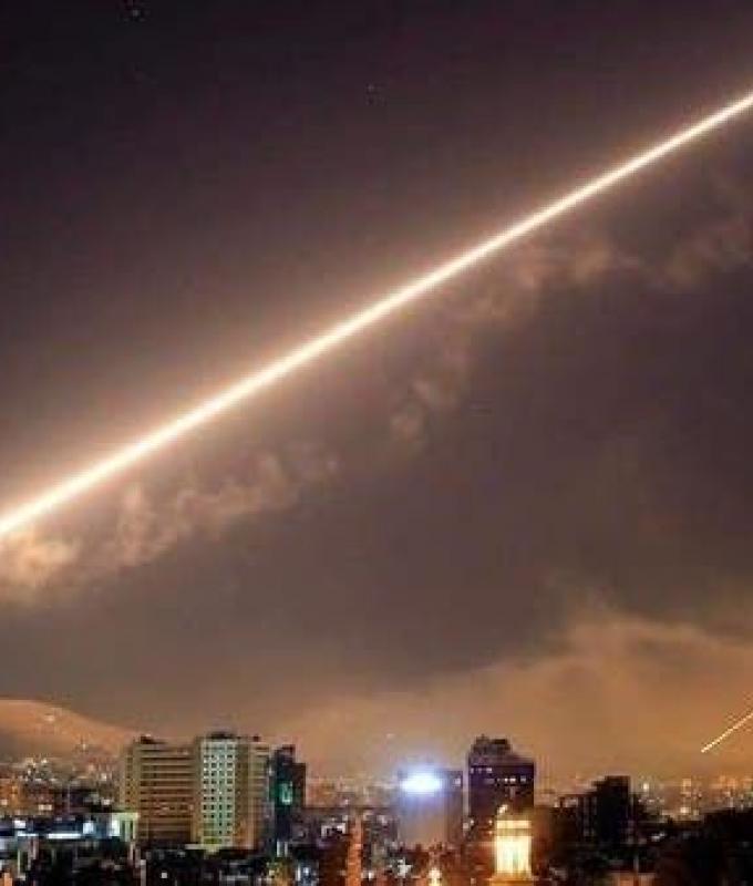 سوريا | مقاتلات إسرائيلية تستهدف قوات إيرانية قرب دمشق