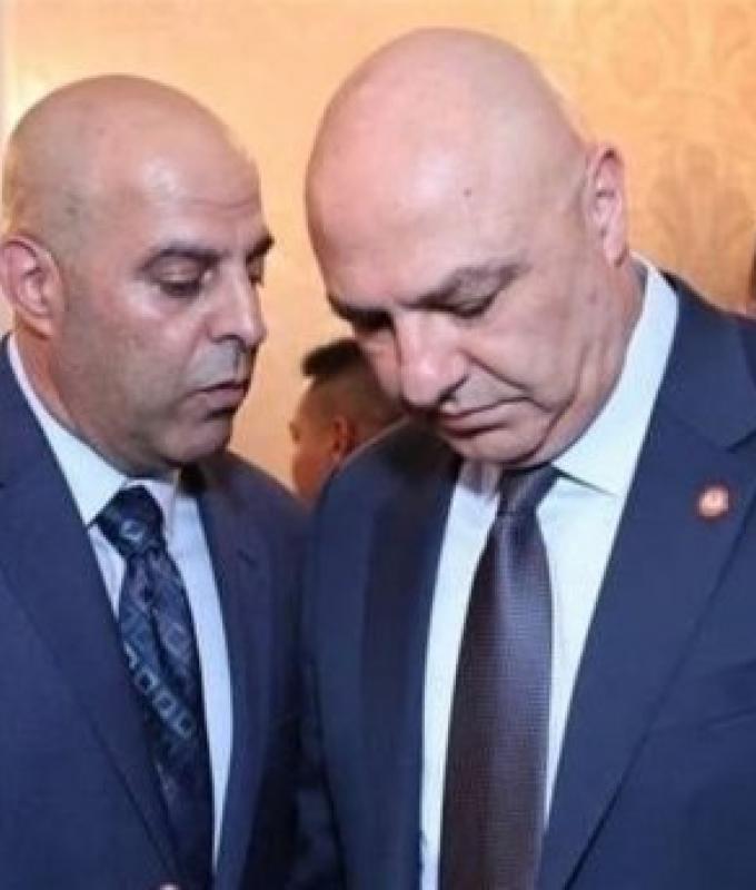 """""""شاهد عيان"""" يشرح خفايا صورة قائد الجيش- فاخوري"""