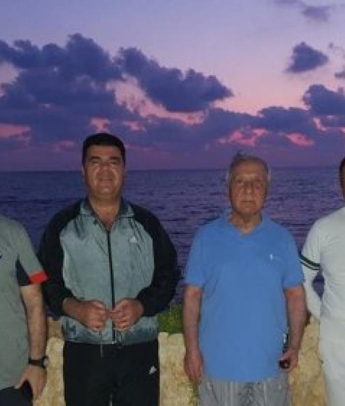 سوريا صورة جديدة للمتهم باغتيال الزعيم الدرزي كمال جنبلاط